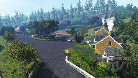 British farm für Farming Simulator 2015