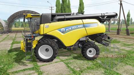 New Holland CR10.90 v1.3 für Farming Simulator 2017