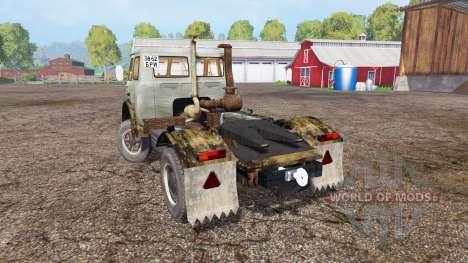 MAZ 500 pour Farming Simulator 2015