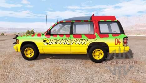 Gavril roamer tour car jurassic park v1 0 pour beamng drive - Telecharger jurassic park 4 ...