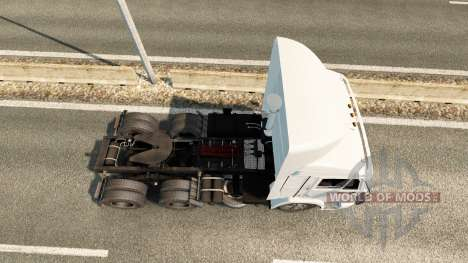 KamAZ 54115 V1.0 pour Euro Truck Simulator 2