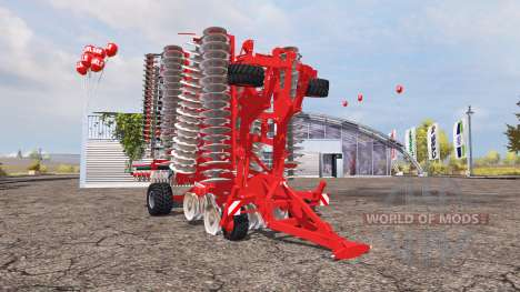 Kvernland scheibenegge v1.1 für Farming Simulator 2013