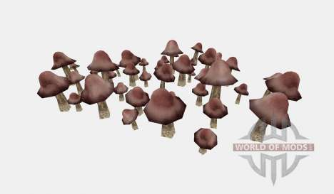 Shrooms v5 pour Farming Simulator 2015