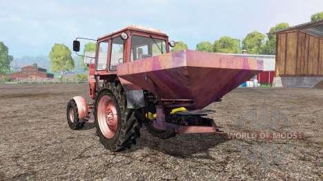 FAZA SPR-600 für Farming Simulator 2015