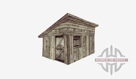 Small shed pour Farming Simulator 2015