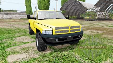 Dodge Ram 2500 für Farming Simulator 2017