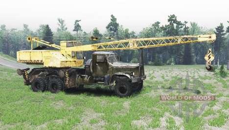 KrAZ 257 KS-4561 v2.1.3 für Spin Tires