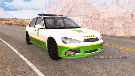 Hirochi Sunburst McGuffin security pour BeamNG Drive
