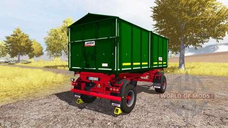 Kroger Agroliner HKD 302 v8.0 pour Farming Simulator 2013