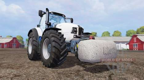 Concrete weight für Farming Simulator 2015