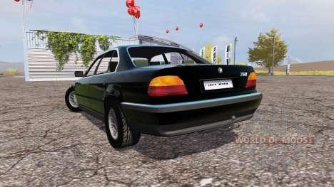 BMW 750i (E38) pour Farming Simulator 2013
