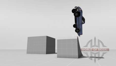 Greyroom v2.0 für BeamNG Drive