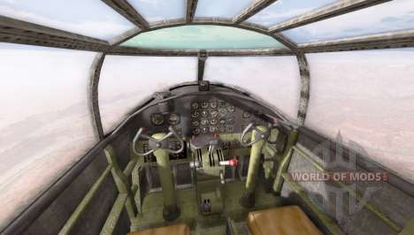 North American B-25 Mitchell v5.2 pour BeamNG Drive
