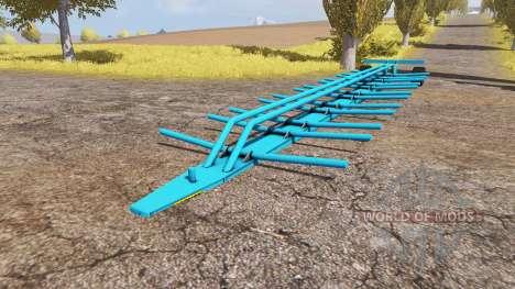 Bremer bale trailer pour Farming Simulator 2013