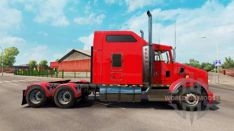 Kenworth T800 v2.2 pour Euro Truck Simulator 2