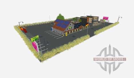 Garden centre für Farming Simulator 2015