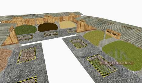 Storage pour Farming Simulator 2015