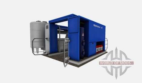 Milk robot für Farming Simulator 2015