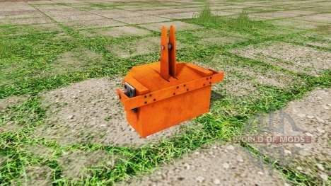 Weight für Farming Simulator 2017