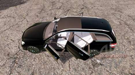 Mercedes-Benz E-Klasse Estate (S212) v2.0 pour Farming Simulator 2013