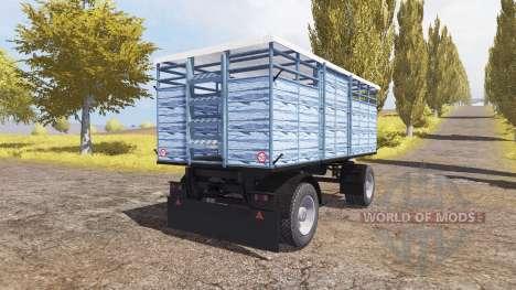Livestock trailer für Farming Simulator 2013