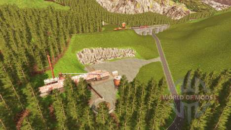 Tyrolean High Mountains für Farming Simulator 2017