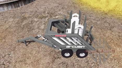 Arcusin ForStack 8.12 v2.0 pour Farming Simulator 2013