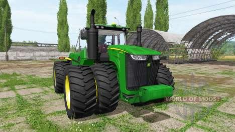 John Deere 9470R v2.0 für Farming Simulator 2017