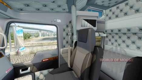Kenworth W900 v1.1 für Euro Truck Simulator 2