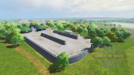 ProjectX pour Farming Simulator 2013