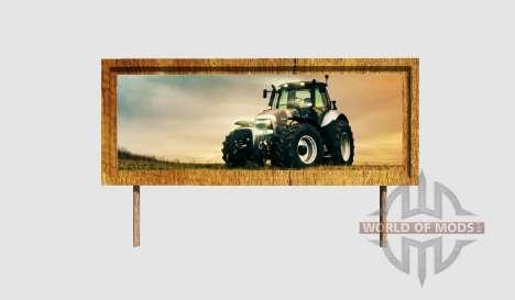 Banner pour Farming Simulator 2015