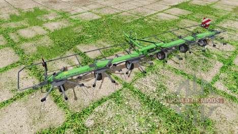 Deutz-Fahr CondiMaster 8331 v1.0.1 pour Farming Simulator 2017