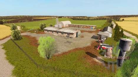 Voskresenka pour Farming Simulator 2017
