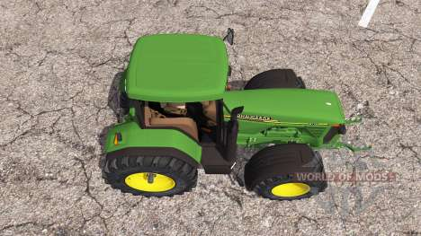 John Deere 8110 für Farming Simulator 2013