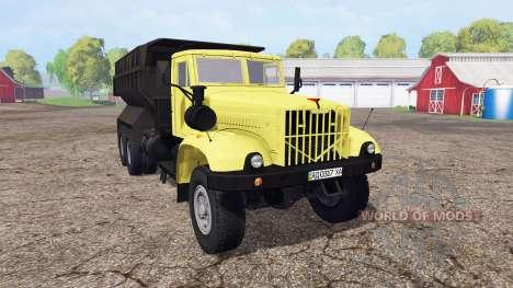 KRAZ 256Б1 für Farming Simulator 2015