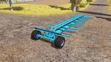 Bremer bale trailer für Farming Simulator 2013