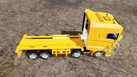 Scania R1000 container truck v1.1 für Farming Simulator 2015