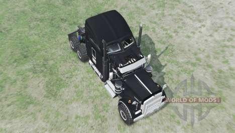 Kenworth W900 v3.0 pour Spin Tires