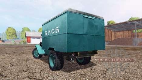 GAZ AA Brot für Farming Simulator 2015