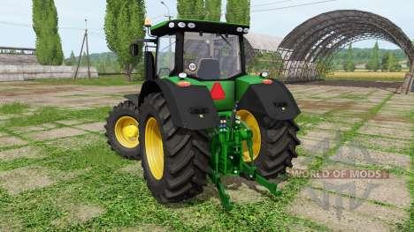 John Deere 7280R für Farming Simulator 2017