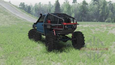 Chevrolet S-10 1996 truggy pour Spin Tires