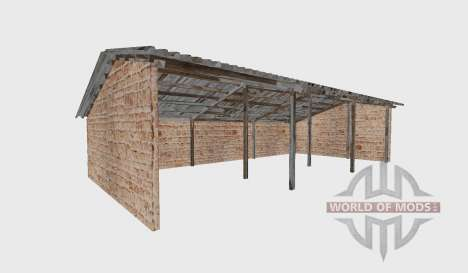 Shelter für Farming Simulator 2015