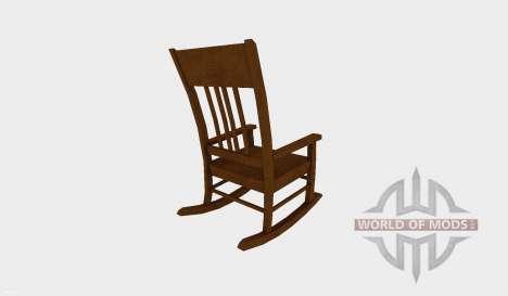 Rocking chair für Farming Simulator 2015