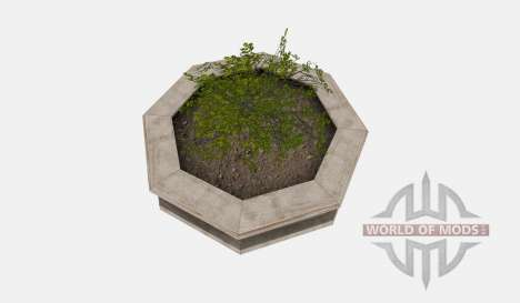 Planter box round für Farming Simulator 2015