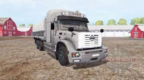 ZIL 133 v1.2 pour Farming Simulator 2015