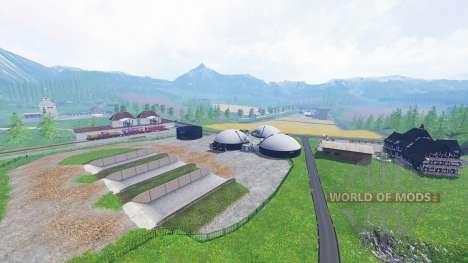 Alpental für Farming Simulator 2015