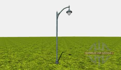 Deco street lamp für Farming Simulator 2015