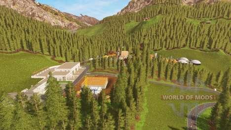 Tyrolean High Mountains pour Farming Simulator 2017