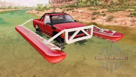 Gavril D-Series deployable pontoons v0.65 pour BeamNG Drive