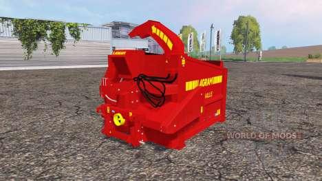 Agram Jet Paille für Farming Simulator 2013
